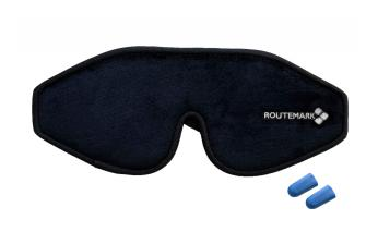 Mask for a sleep Routemark 3D Evolution, black
