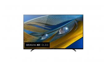 """Телевизор Sony 65"""" Bravia XR Master Series OLED 4K Ultra HD HDR Smart TV XR-65A80J"""