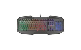 Клавиатура игровая Trust GXT 830-RW Avonn 22511