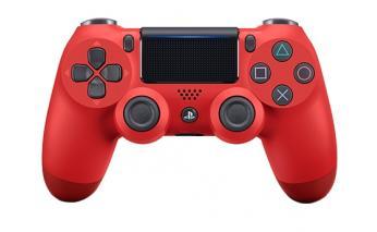 Wireless controller Sony DUALSHOCK® 4, red