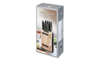 Набор из 11 кухонных ножей Victorinox в подставке из бука RA-6.7153.11