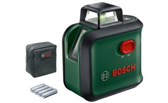 Leveling instrument linear laser Bosch Advanced Level 360 0603663B03