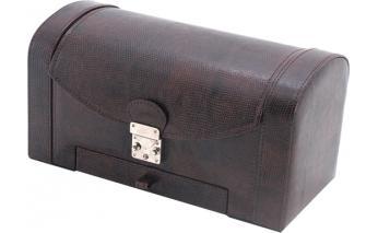 Шкатулка для мужских аксессуаров Jardin D'Ete коричневая RA-MB8028