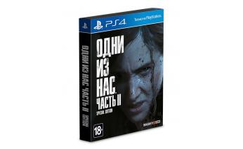 Игра для Sony PS4 The Last of us II Special Edition русская версия