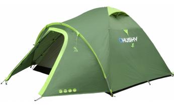 Палатка Husky Bizon 4 Classic зеленая RA-la104405
