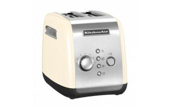 Toaster KitchenAid, cream, 5KMT221EAC