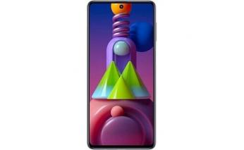 Смартфон Samsung Galaxy M51 6/128Gb белый